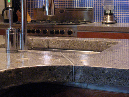 When Most People Think Of DIY Concrete Countertops, The First Reaction Is  That Making A Concrete Countertop Is Not Easy. Well, There Is A Fair Amount  Of ...