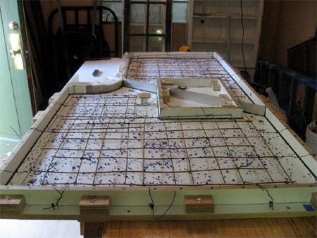 home dzine kitchen install diy concrete countertops. Black Bedroom Furniture Sets. Home Design Ideas