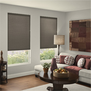 Window treatments for a home