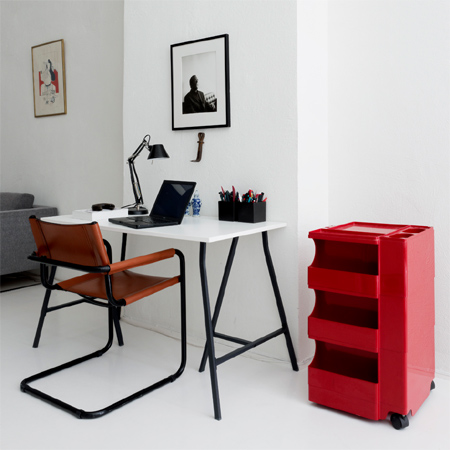 DIY modern furniture for home office scandi scandinavian style
