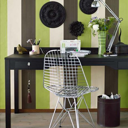 DIY modern furniture for home office scandi scandinavian style black