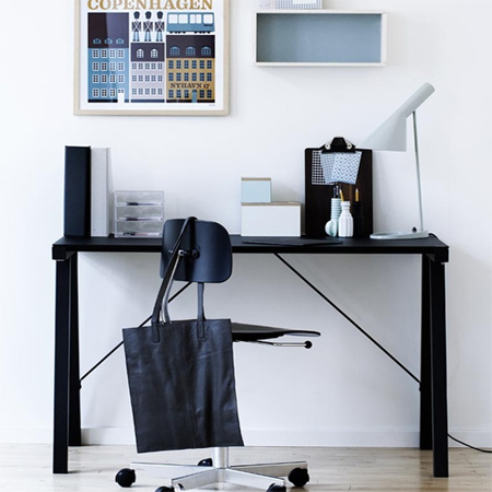 DIY modern furniture for home office scandi scandinavian style easy