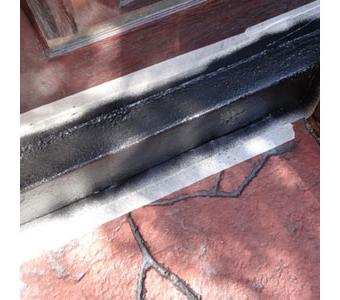 Home Dzine Home Diy Rust Oleum Leak Seal Seals Around Wood Windows