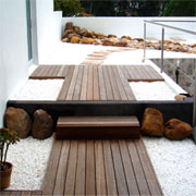 Decking: Finish or leave unfinished?