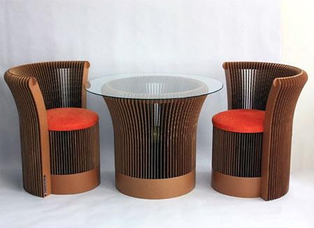 how to make cardboard furniture. cardboard furniture how to make homedzine
