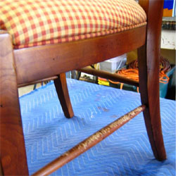 Fast fixes for wood furniture