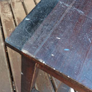 Repair and restore wood furniture