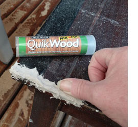 Fast Fi For Wood Furniture Chipped Corners