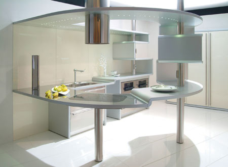 Circular Kitchen Designs Part 35
