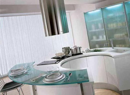 Circular Kitchen Designs