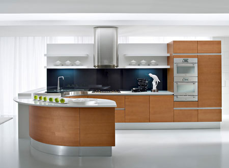 Circular Kitchen Designs Part 45