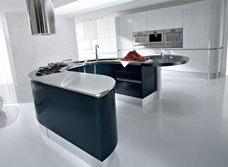Home dzine kitchen circular kitchen designs - Pedini cucine prezzi ...