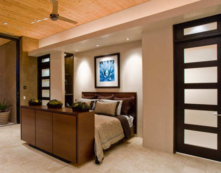Home Dzine Bedrooms How To Make A Small Bedroom Appear