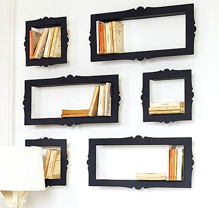 Home dzine home decor 10 alternative uses for picture frames picture frame ideas for do it yourself project solutioingenieria Gallery