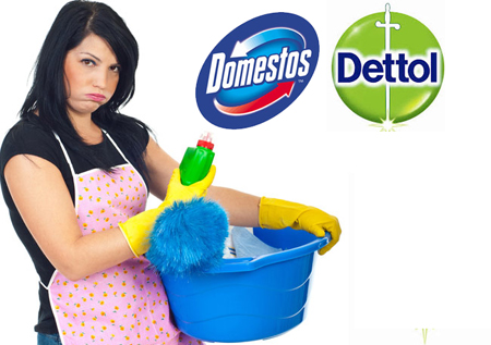 how clean are your cleaning products