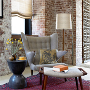 20 Divine bare brick interiors