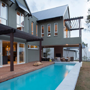 Living the dream - South African design/build