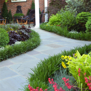 10 Delightful options for garden paths