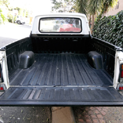 Rust-Oleum bakkie and truck bed liner