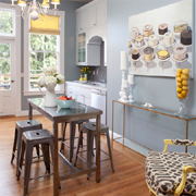 Choose the right style of kitchen island