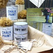 Annie Sloan Chalk Paint now in SA