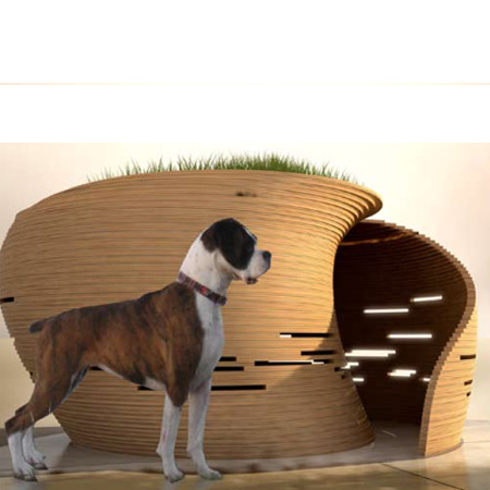 The gods of architecture forum archinect for Architecture and design dog house