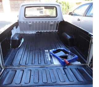 How To Apply Rust Oleum Truck Bed Coating