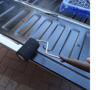 HOME DZINE Lifestyle | Rust-Oleum bakkie or truck bed liner