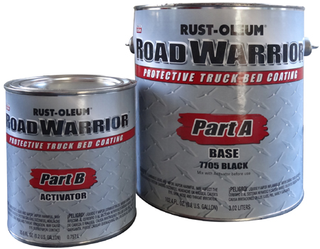 HOME DZINE Lifestyle | Rust-Oleum bakkie or truck bed liner