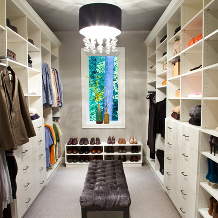 Home dzine bedrooms closet ideas for any bedroom in a home my home is not big enough to have the luxury of a large walk in closet but oh to dream i do have a small dressing room and its this room that i solutioingenieria Images