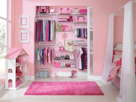 HOME DZINE Bedrooms Closet ideas for any bedroom in a home