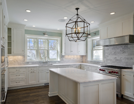 Cozy and Light - Kitchen Paint & Color - HomePortfolio