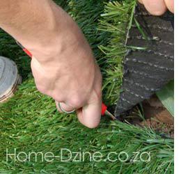 HOME DZINE Garden Artifical Turf For A Lush Green Lawn