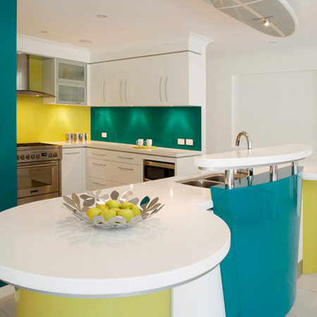 Home Dzine Decorate With Turquoise And Yellow
