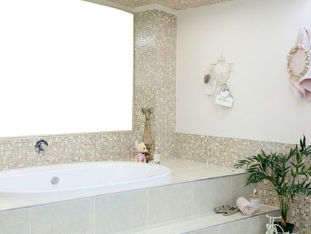 Home Dzine Home Improvement Create An Instant Feature With Tiles