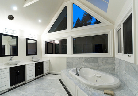 How to let in more natural light in a home with skylights