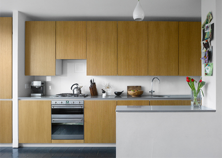 Bay City Plywood Kitchen Cabinets