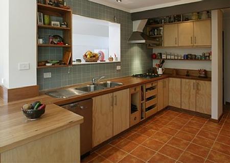 HOME DZINE Kitchen | Plywood kitchen designs