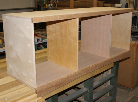 HOME DZINE Home DIY | Make a DIY flat screen TV stand