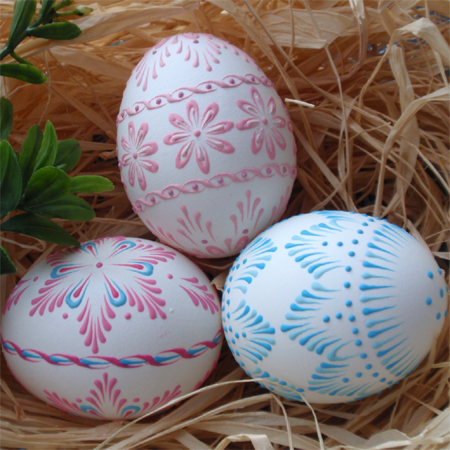 Easter egg ideas pisanky