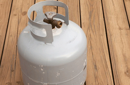 recycle dispose gas cylinders