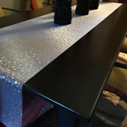 Revamp a scratched dining table