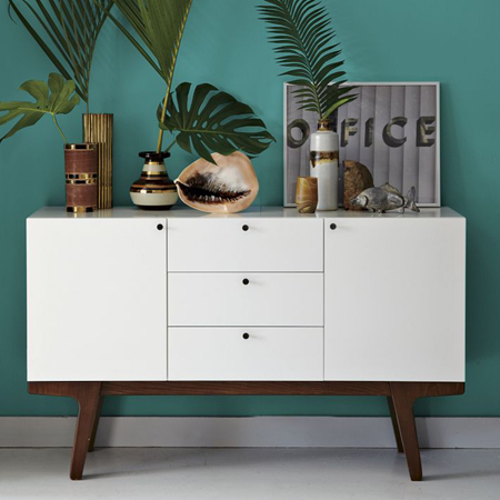 Home Dzine Home Decor Make A Dining Buffet Or Console