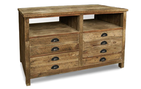 Ideas for using reclaimed timber