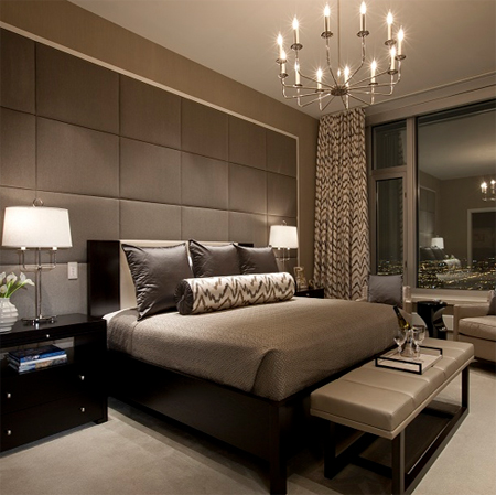 Home dzine bedrooms create a boutique hotel style bedroom for Best looking bedrooms