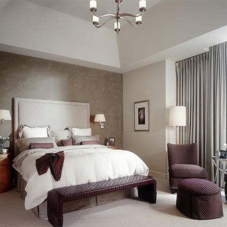 Home dzine bedrooms create a boutique hotel style bedroom for Hotel bedroom design