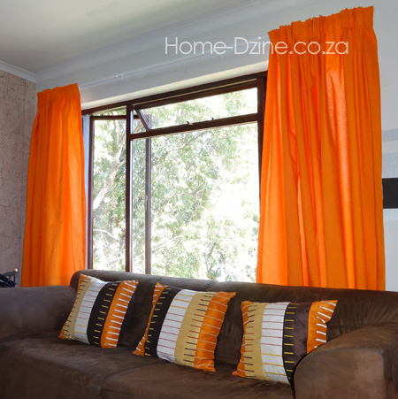 Home Dzine Home Decor How To Hang A Curtain Track Or Rail