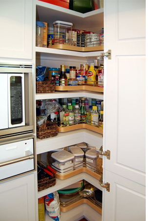 Home Dzine Kitchen Best Ideas For A Lazy Susan Or