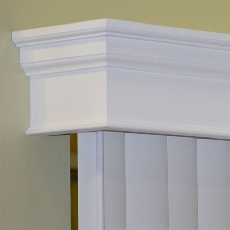 HOME DZINE Home Decor | How to build a box pelmet