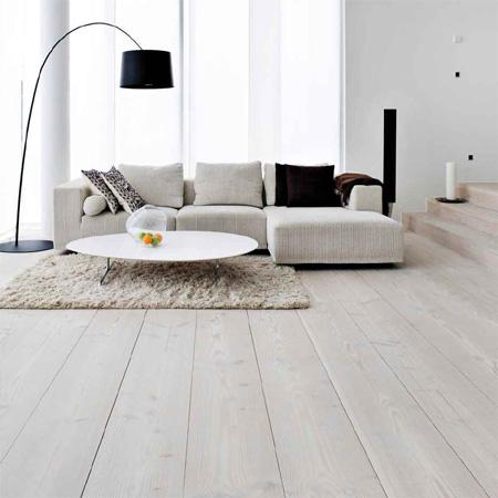 Paint Hardwood Floor